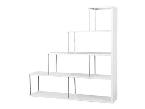 but canapé angle etagère escalier lima coloris blanc vente de etagère