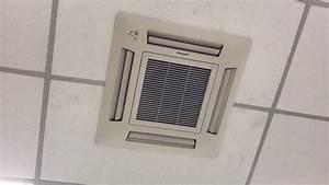 Panasonic Ceiling Cassette Split Air Conditioner