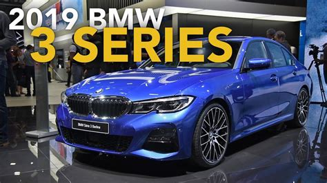 2019 Bmw 3 Series First Look