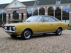 Opel Commodore 2600 GS For Sale 1971