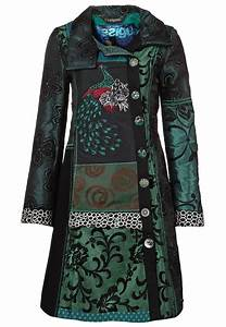 25 best ideas about manteau desigual on pinterest With desigual robe noire