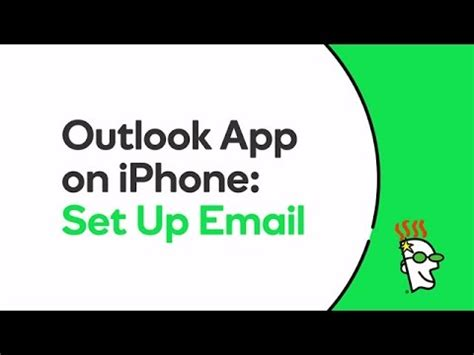 setting up godaddy email on iphone godaddy office 365 email setup in outlook app iphone