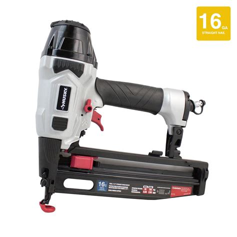 ridgid 15 gauge 2 1 2 in angled nailer r250afe the home