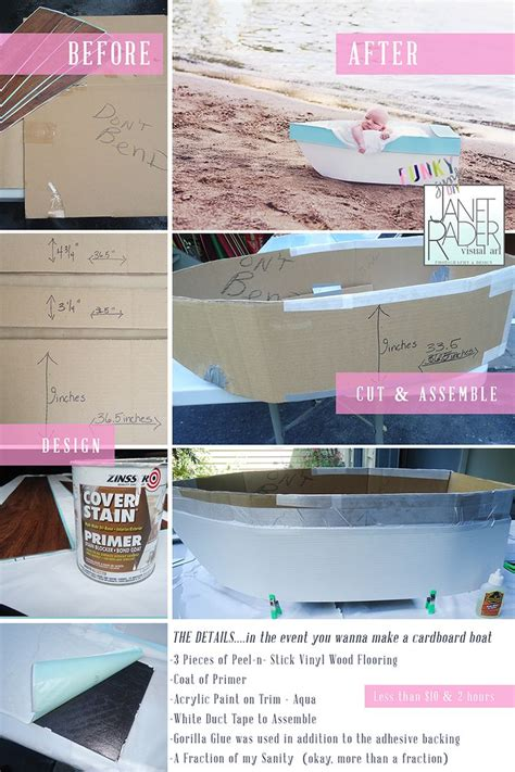 Cardboard Boat Hacks by 25 Best Ideas About Diy Boat On Grand And