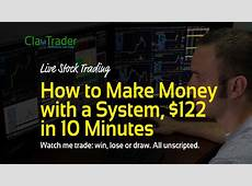 Live Day Trading How to Make Money with a System