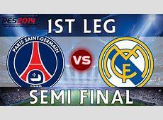 [TTB] PES 2014 Real Madrid CL Series PSG Vs Real
