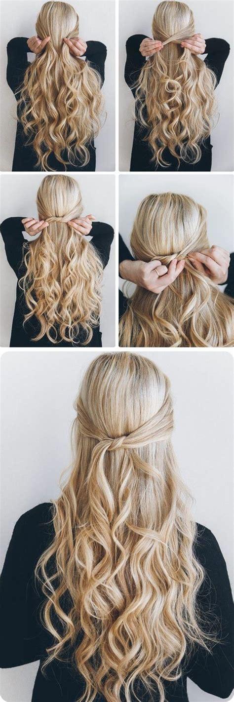 easy school hairstyles ideas  pinterest
