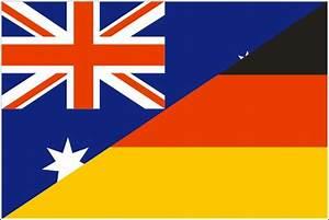 Deutschland Flagge Bilder : fahne deutschland australien freundschaftsflagge 90 x 150 cm ~ Markanthonyermac.com Haus und Dekorationen