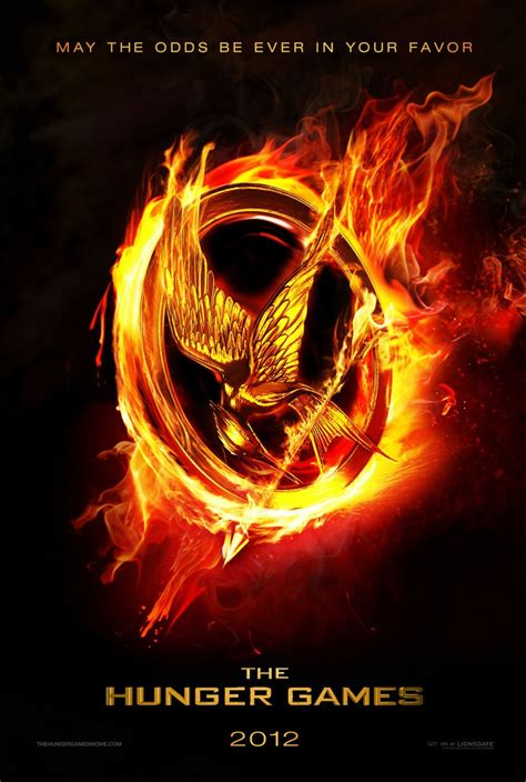 hunger games poster - The Hub
