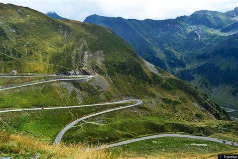 transfagarasan      driving road