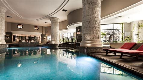 Outdoor And Indoor Pools, Le Méridien St. Julians Hotel & Spa