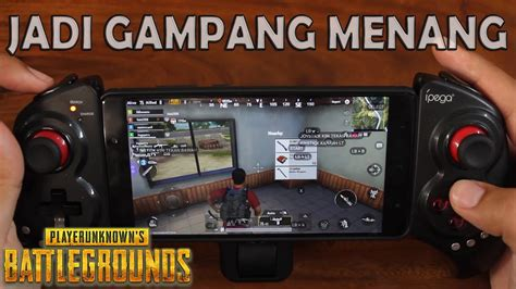 Cara Main Pubg Mobile Global Gamepad Controller Joystick