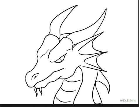 Cartoon Drawings Dragons 78 Best Ideas About Easy To Draw