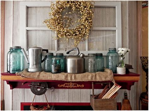 country decorating ideas   build  house