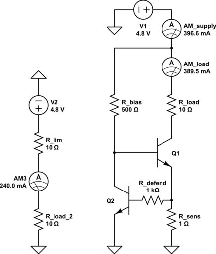 Power Supply Help Needed Optimising Simple Current