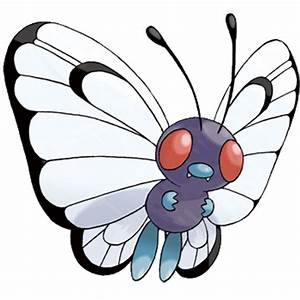 pokemon butterfree images