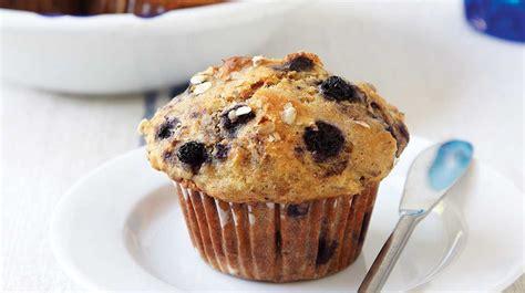 cookies cuisine az muffins à l avoine et aux bleuets recettes iga