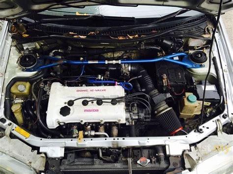 Mazda 323 1996 Familia 1.6 In Penang Manual Sedan Silver
