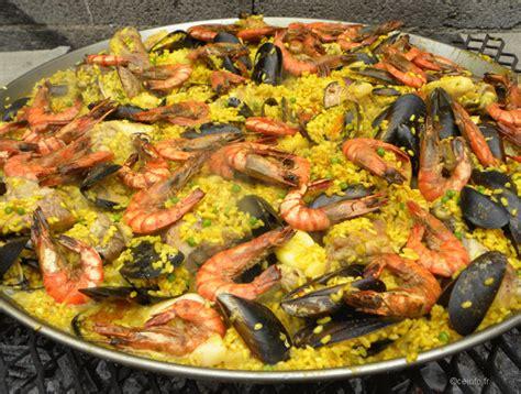 cuisine traditionnelle espagnole paëlla espagnole difficulté moyenne les plats d 39 ailleurs