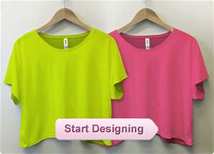 Custom Neon Shirts Custom Neon Tank Tops Personalized