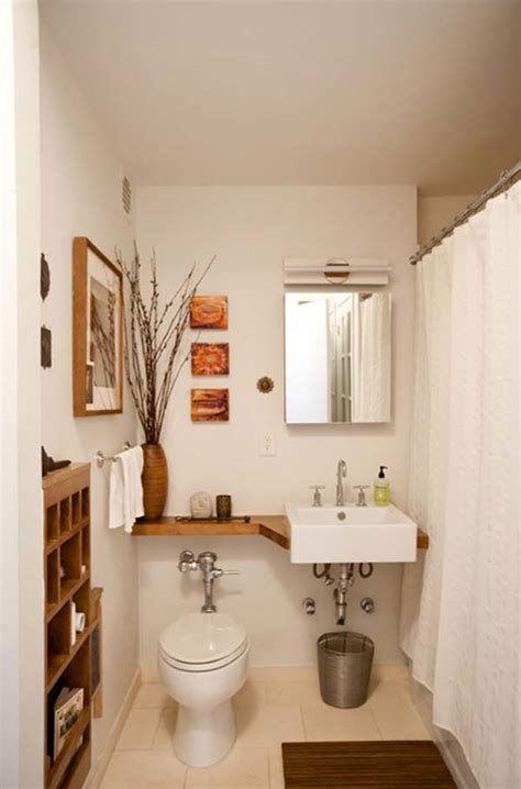 7 ideas for decorate your tiny bathrooms wma property