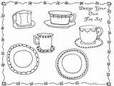 Tea Coloring Printable Games Crafts Activities Activity Teapot Princess Colouring Boston Teacup Pledge Bnute Allegiance Adult Craft Adults Own Sheets sketch template