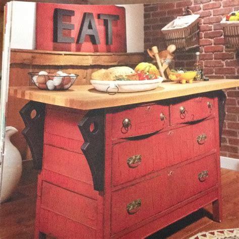 repurposed kitchen island repurposed dresser kitchen island repurposed furniture