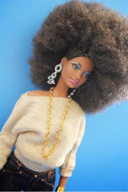 Natural Dolls Doll Braids Afro Side Cornrows