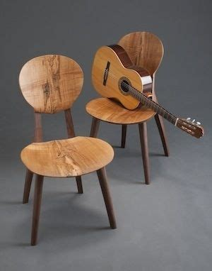 customiser une chaise crafted sonus guitar chair by brian boggs chairmakers