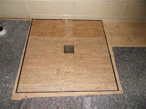 geeignete untergrund fuer dusche und badewanne auf