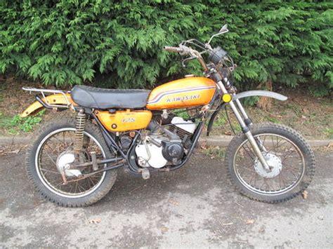 Kawasaki F6 F 6 125 Trail Bike Us Import Barn Find Classic