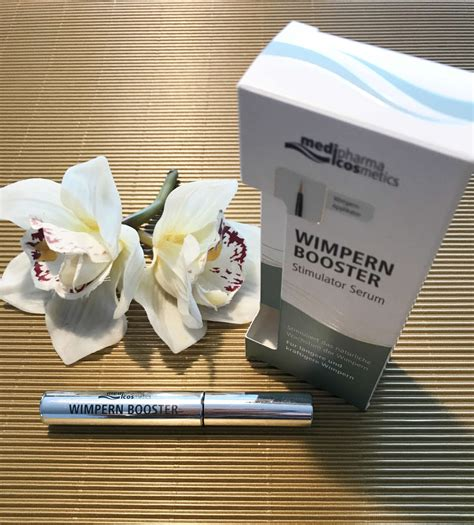 medipharma wimpern booster test medipharma cosmetics wimpern booster pretty living