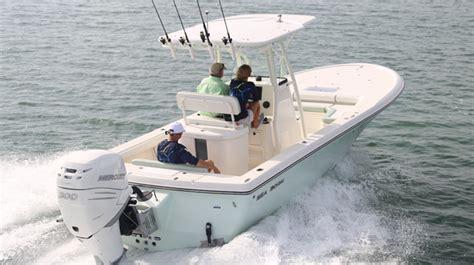 Bay Boat Twin Engine by Fx25 Bay Sea Born Boats
