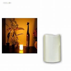 Led Kerzen Für Aussen Mit Fernbedienung : led kerze f r au en mit timer flackernde elektrische kerzen flackernd candle ebay ~ Orissabook.com Haus und Dekorationen