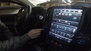 Demo Video 12 1 Inch Vertical Screen Android Head Unit For