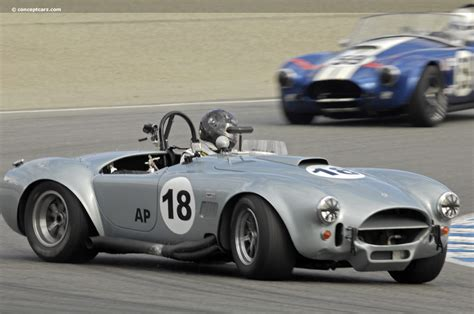 1966 Shelby Cobra 427 Image Chassis Number Csx3170 Photo