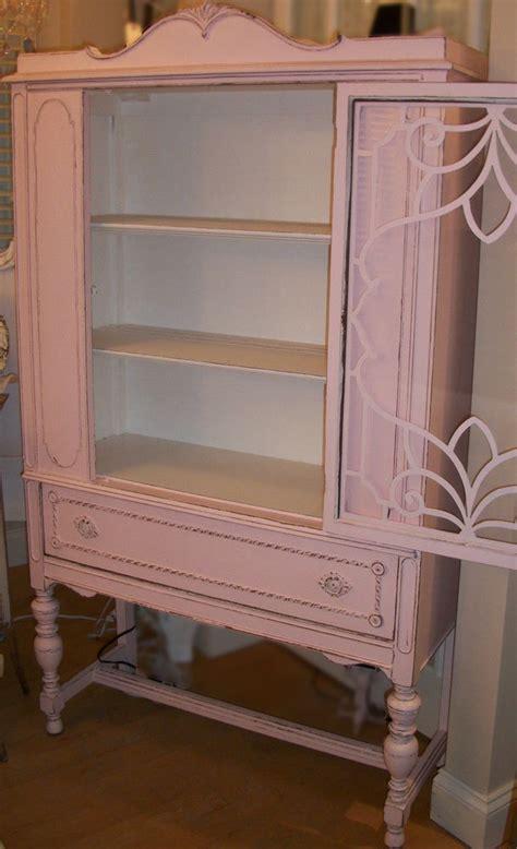 vintage linen cabinet reserved for malia vintage palest pink nursery baby 3240