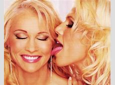 Sexy and Naughty Former WWE Divas Sable and Torrie Wilson