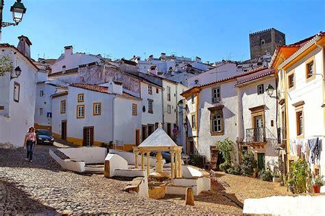 Castelo De Vide Guizel Alentejo Portugal Alentejo