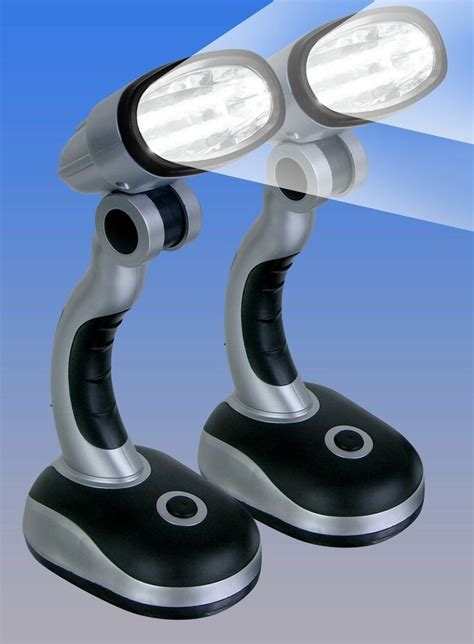 Cordless Lighting by 2 Cordless Electric Portable Led Desk Ls Light 12