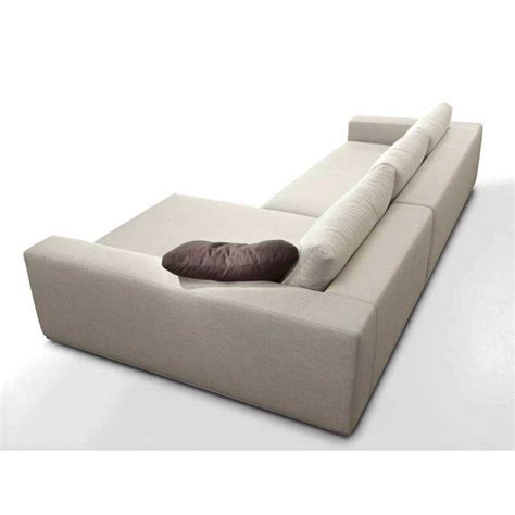 canape haut de gamme tissus canapé d 39 angle tissu haut de gamme portofino par verysofa