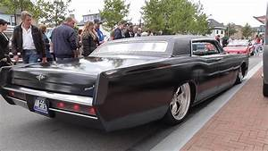 Very Low Lincoln Continental 7 6l V8 Sound And Driving