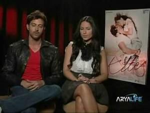 Arya Life interview for Bollywood Movie Kites, Hrithik ...