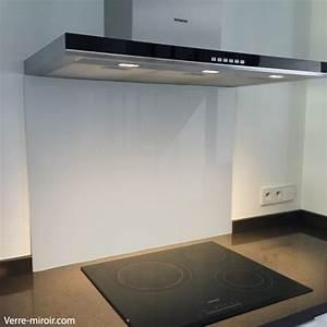 Fond De Hotte Verre : fond de hotte verre gris clair ~ Dailycaller-alerts.com Idées de Décoration
