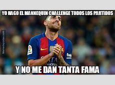 Los memes del partido FC Barcelona Málaga