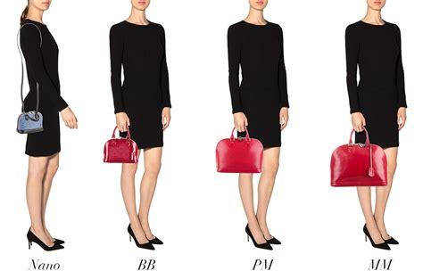 ultimate bag guide  louis vuitton alma bag blog   designer bags review