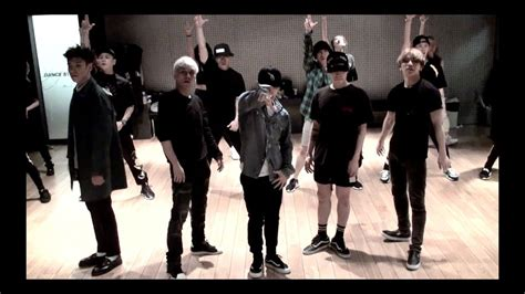 Bigbang Bang Dance Practice Youtube