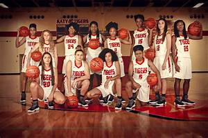 Katy High School Varsity Girls Basketball Team