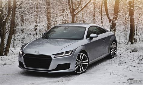 Audi Tt 2015 by Stunning 2015 Audi Tt Photoshoot In Swedish Winter Gtspirit