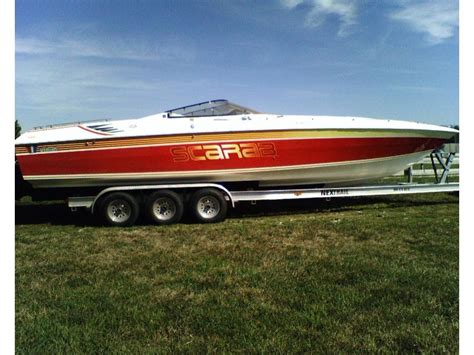 Excel Boats For Sale Missouri by 1990 Wellcraft Scarab Excel 31 Powerboat For Sale In Missouri